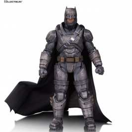 DC shows the new Batman vs. Superman and Suicide Squad action figures lines