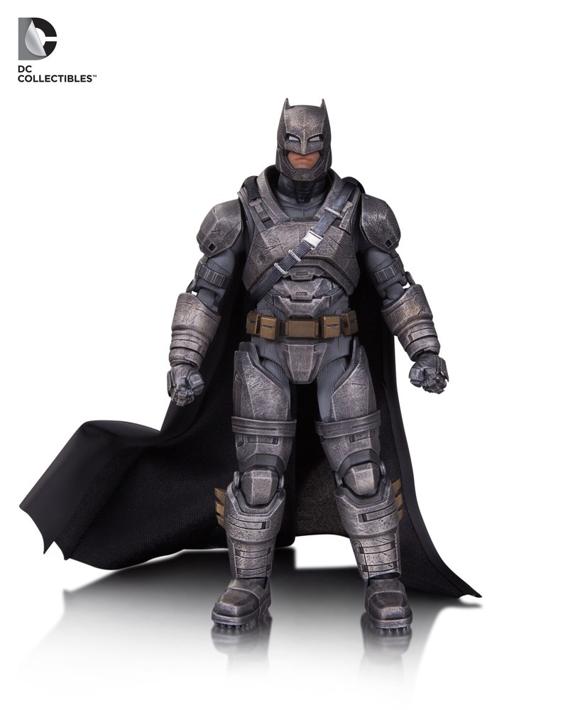 DC shows the new Batman vs. Superman and Suicide Squad action figures lines