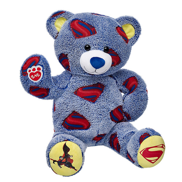 Build-A-Bear Superman