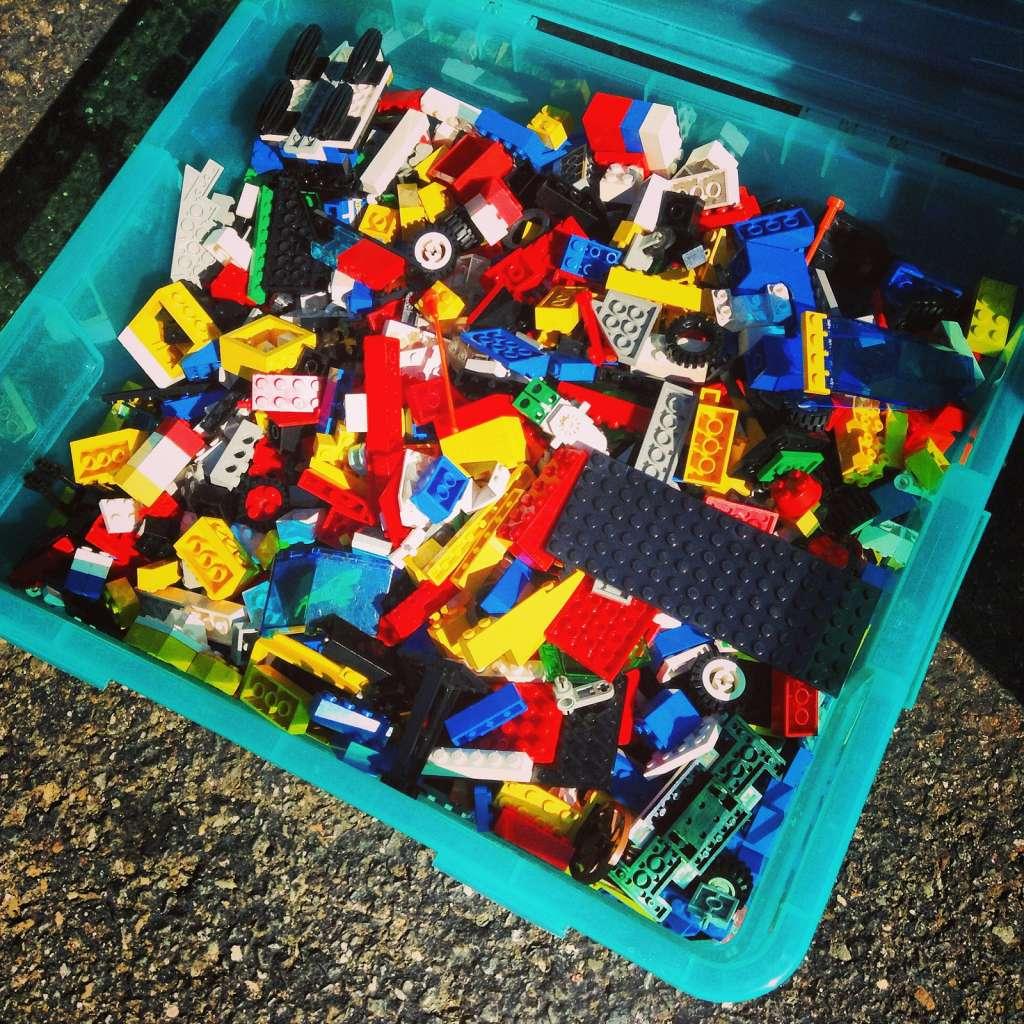 LEGO is developing new eco-friendly bricks