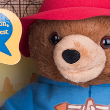 Rainbow Designs prepares new Paddington Bear stuffed animals