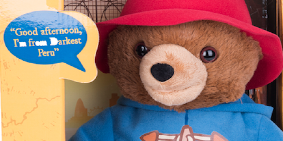 Rainbow Designs prepares new Paddington Bear stuffed animals