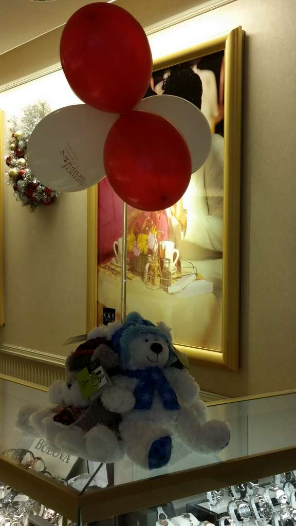 How to put a stuffed animal in a balloon