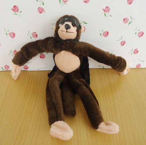 The Flying Monkey stuffed animal