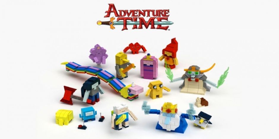 LEGO will make Adventure Time playsets