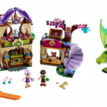 LEGO Elves line gets six new sets for 2016