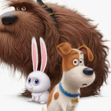 Spin Master is launching The Secret Life of Pets stuffed animals