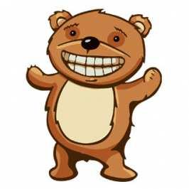 Weird toy of the week: Meet the Annoying Teddy Bear