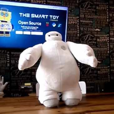 Video: How to create your own smart plush toy with artificial intelligence