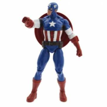 Disney debuts a huge new line of Captain America toys