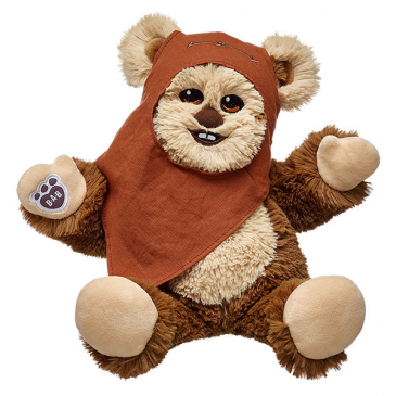 Build-A-Bear adds Wicket the Ewok from Star Wars to its collection