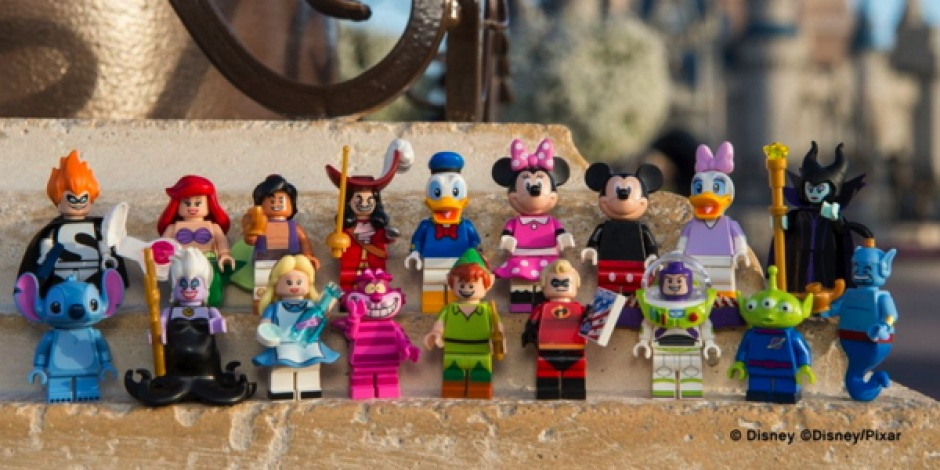 LEGO adds 18 new Disney Minifigures to its line