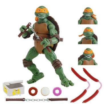 Walmart debuts Teenage Mutant Ninja Turtles Classics Secret Of The Ooze Figures