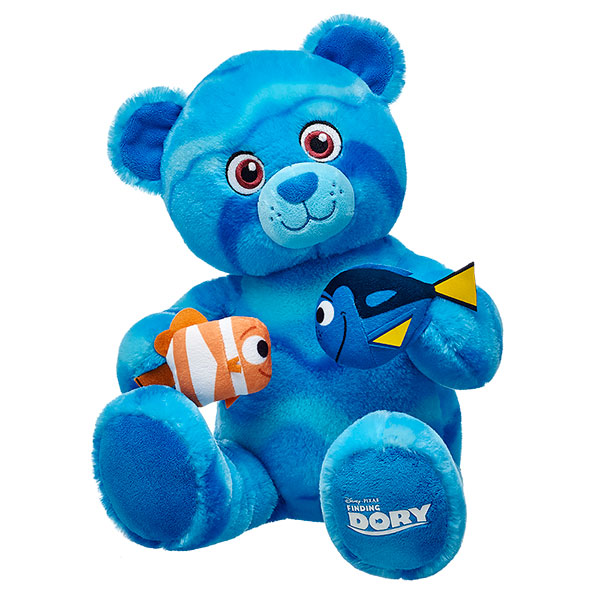 Build-A-Bear unveiled new Finding Dory collection of stuffed animals