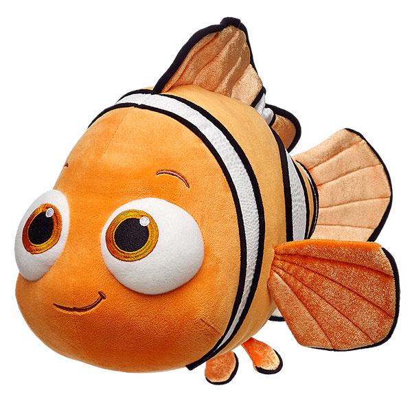 Build-A-Bear Finding Dory Nemo