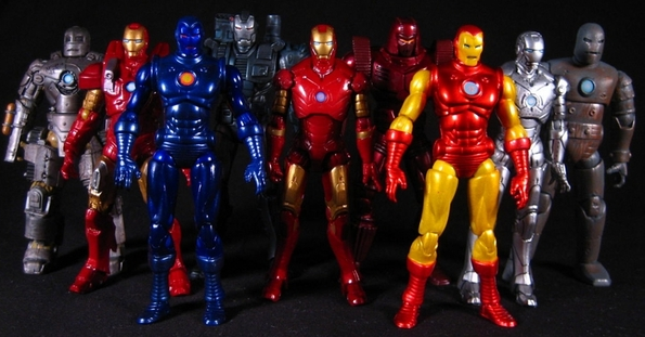 Toy sale concerns dictate what characters to be included in Iron Man 3