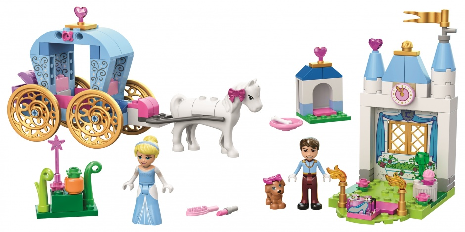 LEGO Juniors adds several new playsets from Marvel, Disney and Ninjago