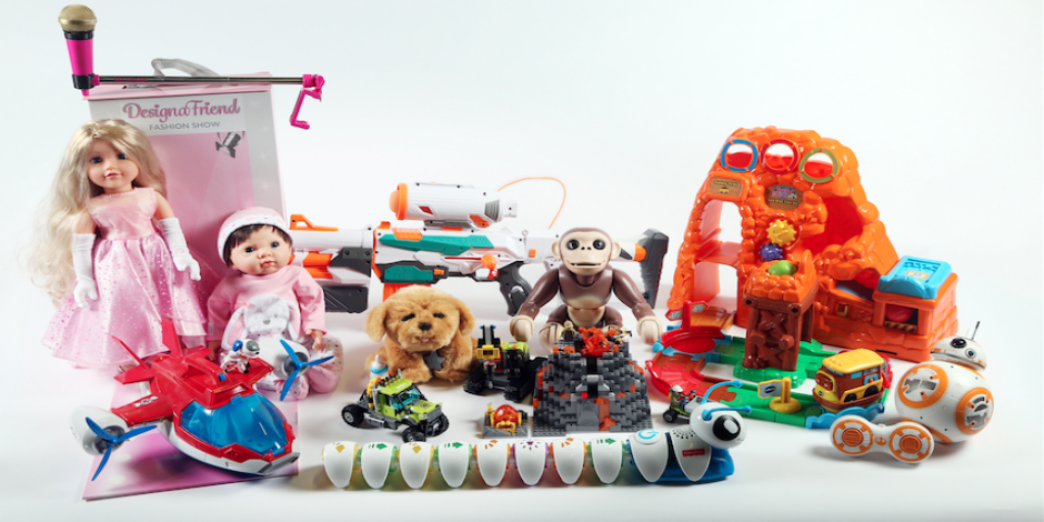 Argos published its predictions for the top toys for Christmas 2016