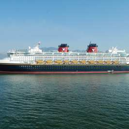The Disney Wonder cruise ship will get a complete makeover