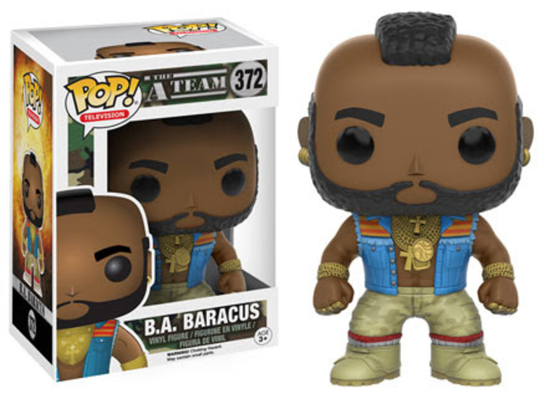 Funko POP! A-Team B.A. Baracus