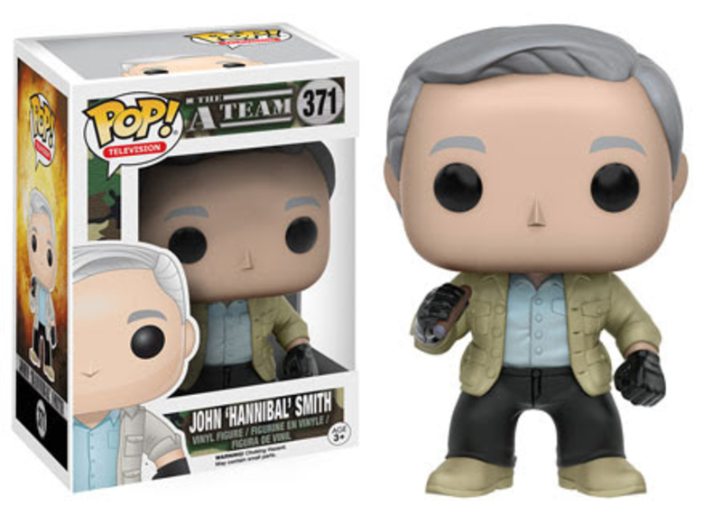 Funko POP! A-Team John Hannibal Smith