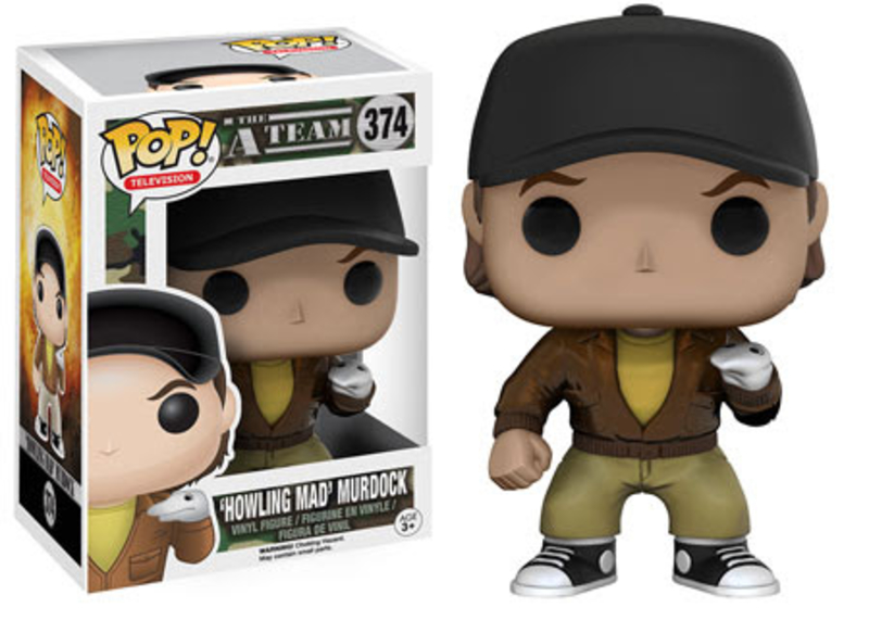 Funko POP A-Team Howling Mad Murdock
