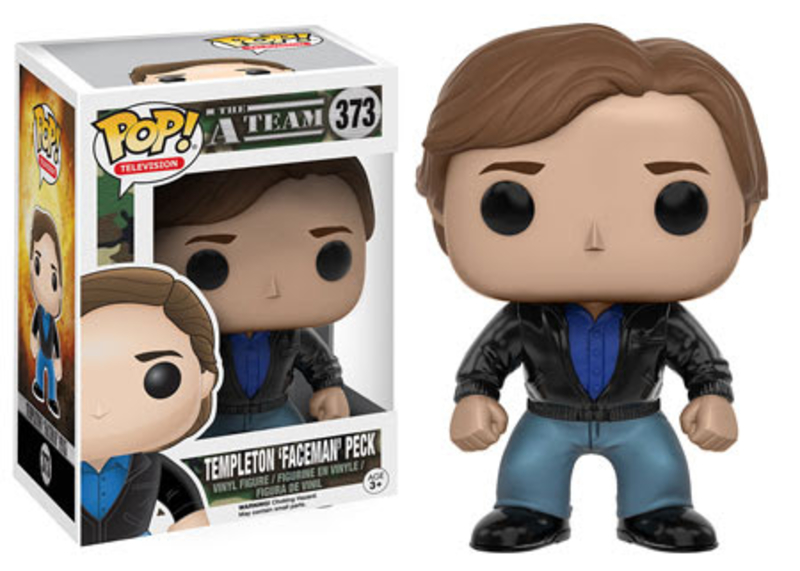 Funko POP A-Team Templeton Faceman Peck