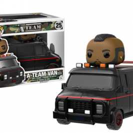 Funko unveils several more POP! vinyl figures including an A-Team Van