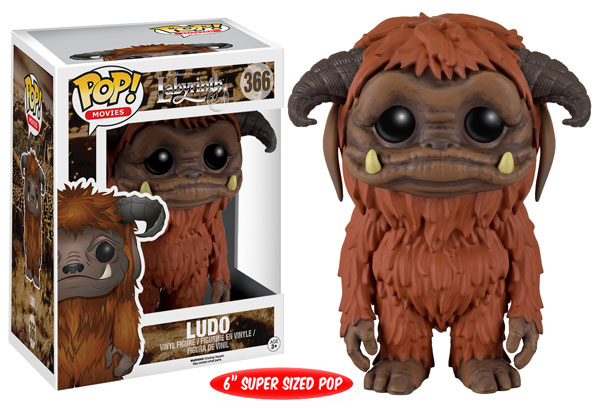 Funko launches a new line of Labyrinth POP! figures