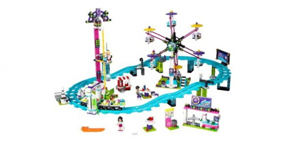 LEGO adds a new LEGO Friends line, but not the Friends you think of