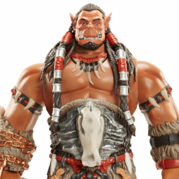 Jakks Pacific debuts new Warcraft toy line