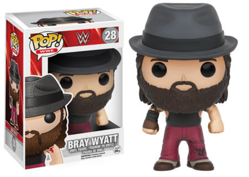 WWE Funko POP! Bray Wyatt