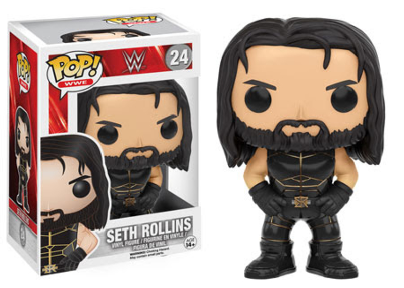Funko announced new WWE POP! Vinyl figures