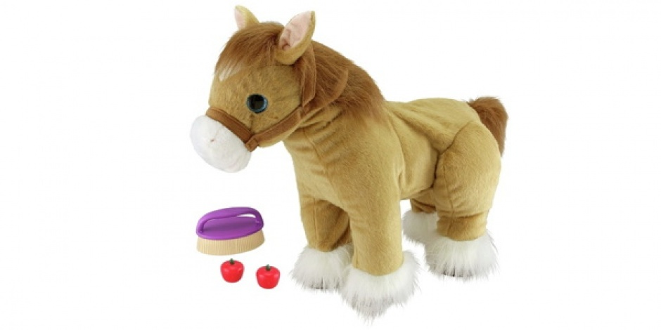 Argos recalls stuffed horse toy because of choking fears