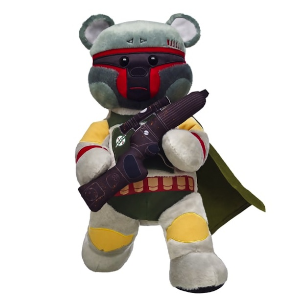 Build-A-Bear Boba Fett