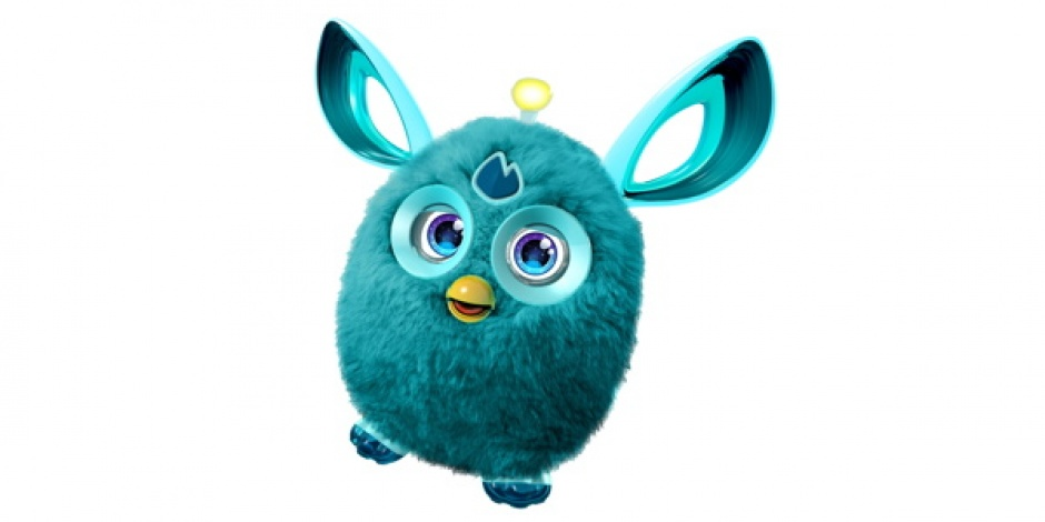 Hasbro unveils new Furby Connect