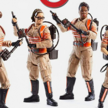 Mattel's Barbie and Ghostbusters toys rise in popularity