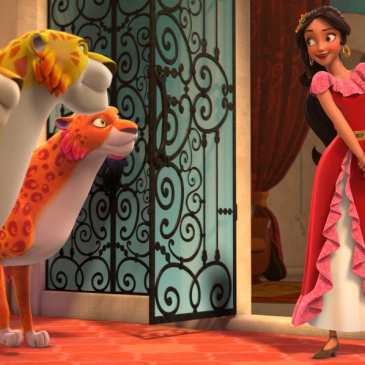 Disney debuts a new show for Princess Elena