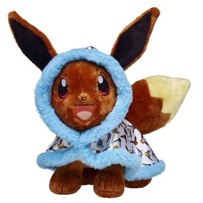 Build-A-Bear releases new Pokemon Eevee stuffed animal