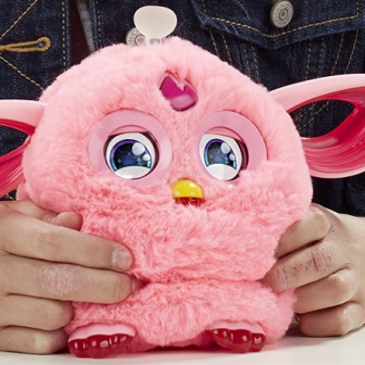 Furby makes the top pick on Amazon's best toys for Christmas 2016