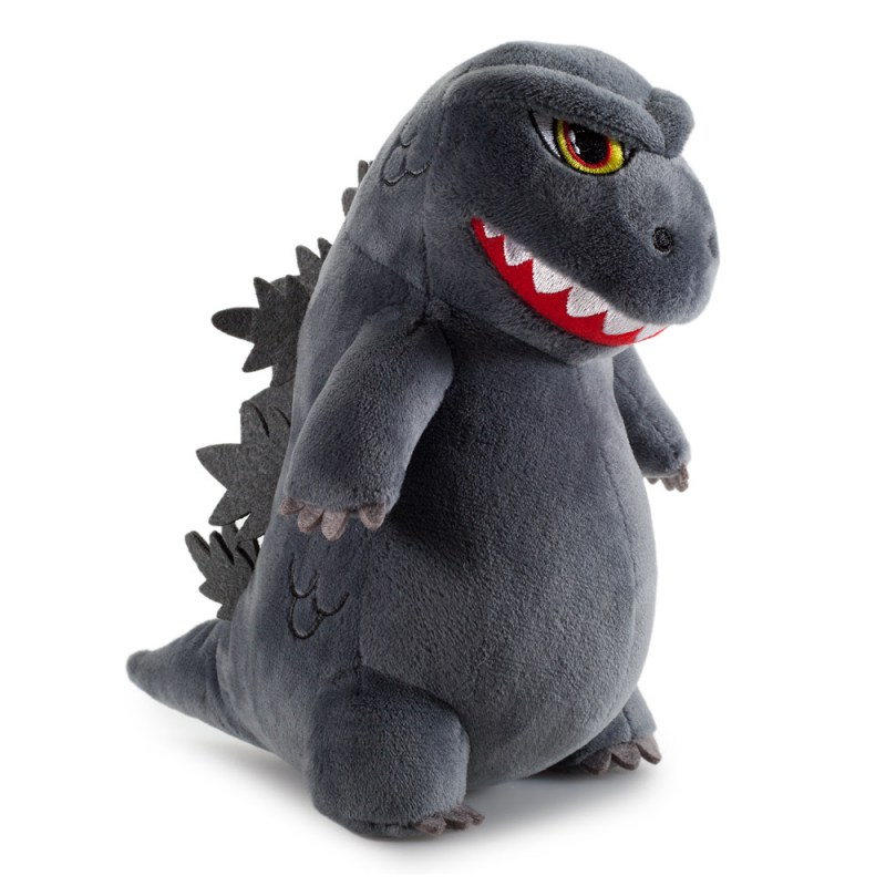Kidrobot shows its new Godzilla PHUNNY plush toy