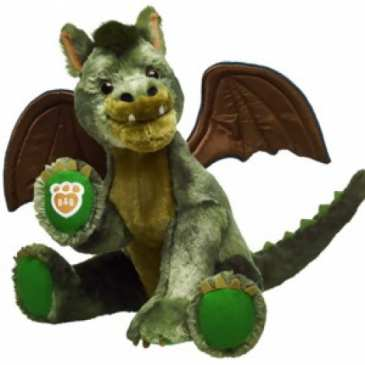 Disney's Pete's Dragon Elliot gets a Build-A-Bear treatment