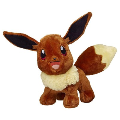 Pokemon Eevee stuffed animal