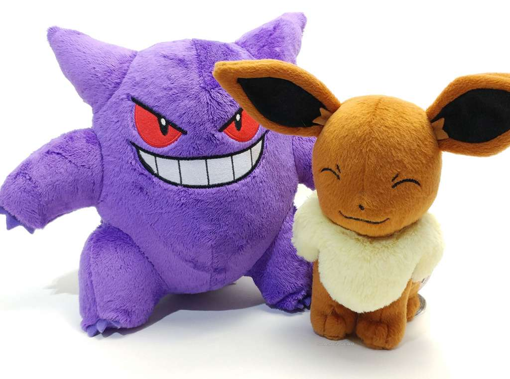 TOMY shows off some of its newest Pokemon stuffed animals and toys