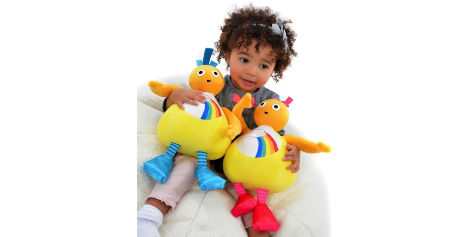 Golden Bear adds new plush toys to the Twirlywoos line