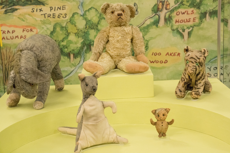 Victoria and Albert museum will have the biggest ever Winnie-the-Pooh exhibition