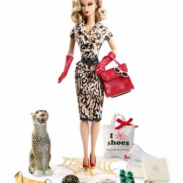 Fashion house Charlotte Olympia launches a new Barbie collection with Mattel