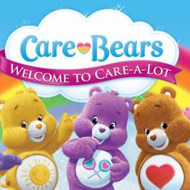 Care Bears make the list of finalists for the 2016 National Toy Hall of Fame