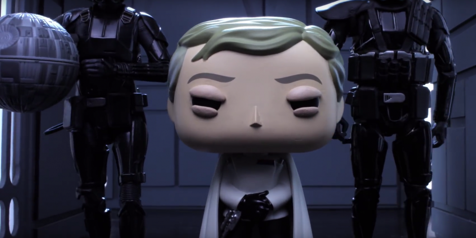 Disney shows off new Rogue One: A Star Wars Story toys in a video