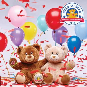 How to celebrate the National Teddy Bear Day